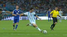 Argentina-Bosnia 2-1