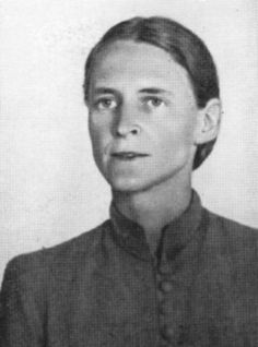 Mildred Fish-Harnack September 1902 – 16 February was an American-German literary historian, translator, and German Resistance fighter in Nazi Germany. Women In History, World History, History Memes, Moving To Germany, Forever, American Women, Historian, World War Two, Strong Women