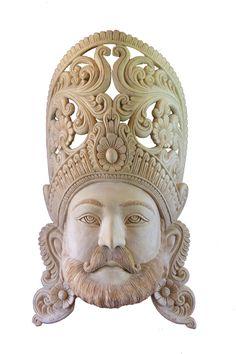Tremendous piece of art of a pre-Buddha era king. Buddha, Art Pieces, King, Sculpture, Statue, Unique, Handmade, Collection, Art