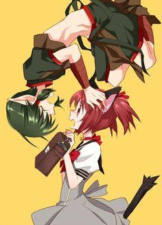 Kishu and Ichigo