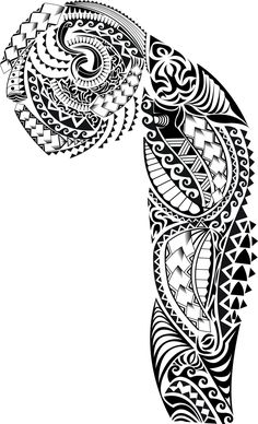 Full Sleeve Maori design :)