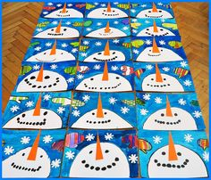# easy crafts for kids - thesis Best Picture For Winter Kids Crafts preschool For Your Taste You are Kids Crafts, Christmas Crafts For Kids, Christmas Art, Holiday Crafts, Christmas Decorations, Kindergarten Art, Preschool Art, Preschool Centers, Classe D'art