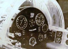 Bugatti 100P instrument panel