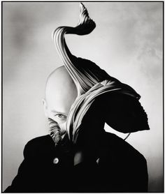 Stephen Jones, milliner (c) Photography: Nick Knight, 1985