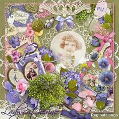 FREEBIE : kit-LADY-CATHERINE - Free-digiscrap.com : le digiscrap gratuit ! The…