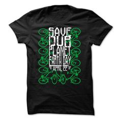 Save our planet Earth day, April 22, Bike T Shirts, Hoodies. Check price ==► https://www.sunfrog.com/LifeStyle/Save-our-planet-Earth-day-April-22-Bike-ver23.html?41382 $19