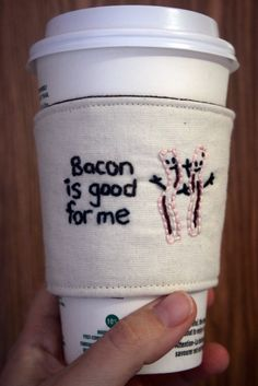 bacon is good for me!