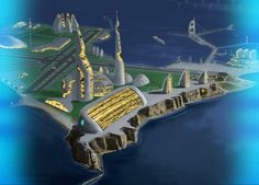 Shadowrun Helgoland Proteus HQ by raben-aas on deviantART