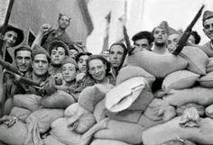 Jose Antonio Bru Blog: El Frente Popular, milicianos de CNT-FAI, POUM, MAOC, CCMA, Columna Durruti, Ascaso, Aguiluchos, UHP. Causas de su derrota