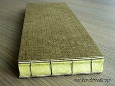 variatie op een Japanse binding