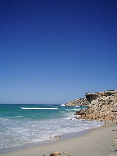 ✮ The beach at Arniston, South Africa ... I would like to travel to South Africa and this spot! Looks blissful