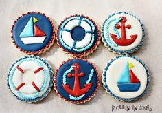 Rollin' in Dough: Nautical Theme