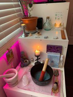 Indie Room, Dream Rooms, Dream Bedroom, My New Room, My Room, Witch Room, Crystal Room, Crystal Aesthetic, Aesthetic Room Decor