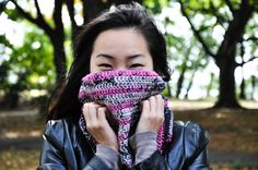 Super Soft Crochet Cowl by courtneyannabanana on Etsy, $40.00