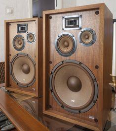 Pioneer CS-77A Speakers 1971