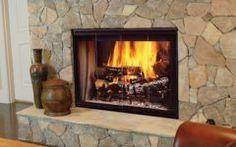 Fireplace Glass Doors Replacement
