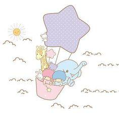 ☆ Little Twin Stars ★