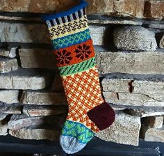 Warmed by the Hearth - Handmade Stockings - Root and Vine Blog