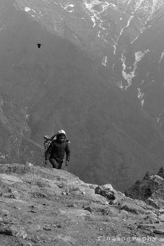 Children of Everest Base Camp trail