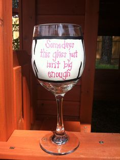 Hey, I found this really awesome Etsy listing at https://www.etsy.com/listing/201017438/zebra-print-wine-glass-funny-wine-glass