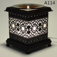 Aluminum-Electric-Scent-Oil-Tart-Diffuser-Warmer-Burner-Aroma-Fragrance-Lamp