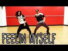 FEELING MYSELF - Nicki Minaj ft Beyonce Dance Video   @MattSteffanina Choreography - YouTube