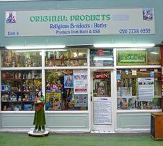 Original Products, Brixton, Homegirl London
