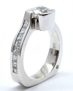 Be different! #wedding #weddingring#diamonds #engagementring#engagement #ring #pretty #diamondring#diamonds #diamondlife #sayyes #ido #love #flawless #bridal#bride #theknot #engaged #vancouverdiamonds #howmuch #fashion #fashionista #highfashion #jewelry#couture #bespoke #boutique #Vancouver