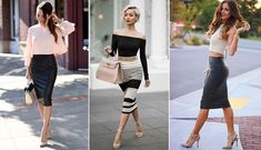 Fashion Outfits, Skirts, Clothes, Style, Ideas, Outfits, Swag, Fashion Suits, Kleding