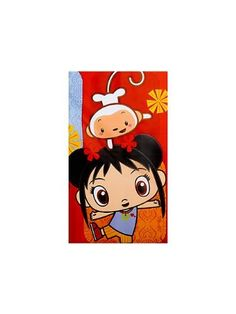 Ni Hao Kai-Lan Party Supplies 54in x 96in Plastic Tablecloth - List price: $7.95 Price: $6.51