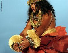 2007: 44th Merrie Monarch Hula Festival Hilo Hawaii -- Halau O Kekuhi.  Kahiko ~ Ancient hula before Western influence.