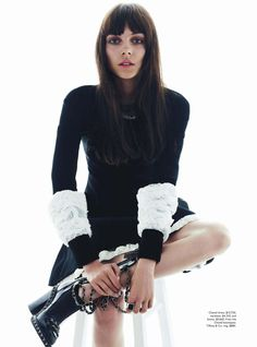 Generation Next by Nicole Bentley for Vogue Australia October 2013