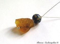 GLAS & BERNSTEIN No. 15 ~ Halskette ~ Lampwork