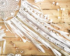 Dreamcatcher attrape rêve DIY facile napperon au crochet dentelle - Perles & Co