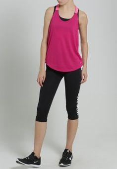 Nike Performance - ELASTIKA SOLID - T-shirt de sport - pink