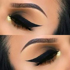 pinterest: bellaxlovee ✧☾: eye makeup - http://amzn.to/2hGJKkg