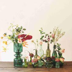Events In Berlin, Glass Vase, Home Decor, Renting, Plants, Flowers, Interior Design, Home Interior Design, Home Decoration