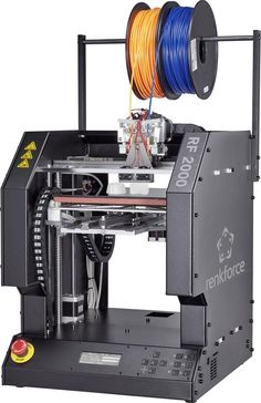 renkforce RF2000 3D Printer building kit Dual Extruder