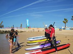 Este calorzinho não te faz querer experimentar um novo desporto aquático? Stand Up Paddle, Kayak, Surf… tu decides! No Ria Hostel Alvor podemos-te ajudar! Doesn't this sunny weather makes you want to try a new water sport? Stand up Paddle, Kayak, Surf… you name it! At Ria Hostel Alvor we can help you with that!