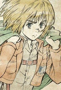 Armin | Attack on titan | SNK