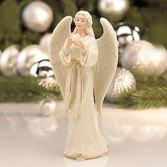 Love Angel Heart Figurine by Lenox