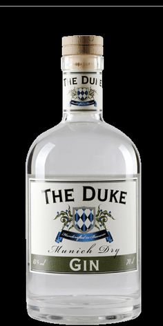 Discover The Duke Munich Dry Gin at Flaviar  German Gin created in very small (tiny, really) batches. Made with 13 botanicals... and a surprise guest, Bavarian hops! That should make you very excited.