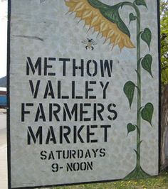 Methow Valley Farmers Market in Twisp