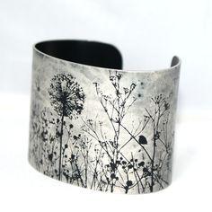 Spring hedgerow cuff £29.95