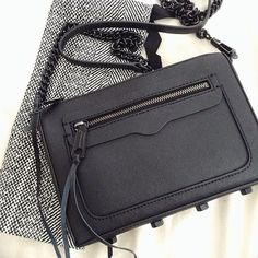 Not sure how I feel about it yet #blackonblack #rebeccaminkoff #nordstrom #spoilingmyself #fallmusthave Rebecca Minkoff collection http://womenbags.atbestprices.info/rebeccaminkoffbags
