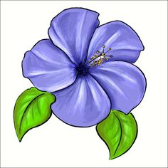 Violet tattoo for Justin- February birth flower