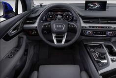 2016 Audi Q7 e-Tron Interior