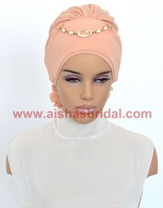Ready To Wear Hijab  Code: HT-0227 Hijab Muslim by HAZIRTURBAN