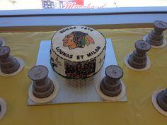 Champion hockey Hockey, Champion, Cake, Desserts, Food, Pie Cake, Meal, Cakes, Deserts