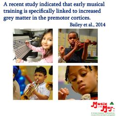 Brain Facts, Music And Movement, Gray Matters, Train